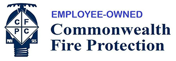 Commonwealth Fire Protection logo