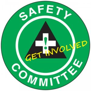 Safety Committee Logo